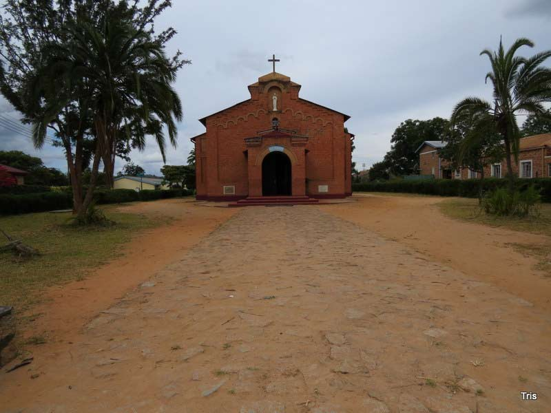 Chapel at Makumbi Orphanage