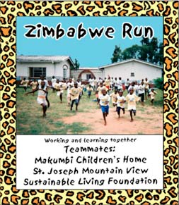 Zim Run T-shirt 2005
