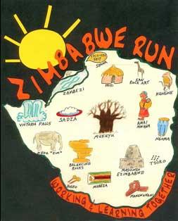 Zim Run T-shirt 2006